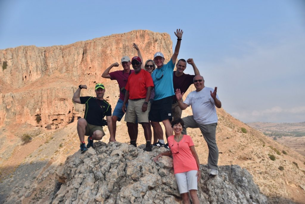Arbel Israel Orchard Hill Church Israel Tour October 2018
