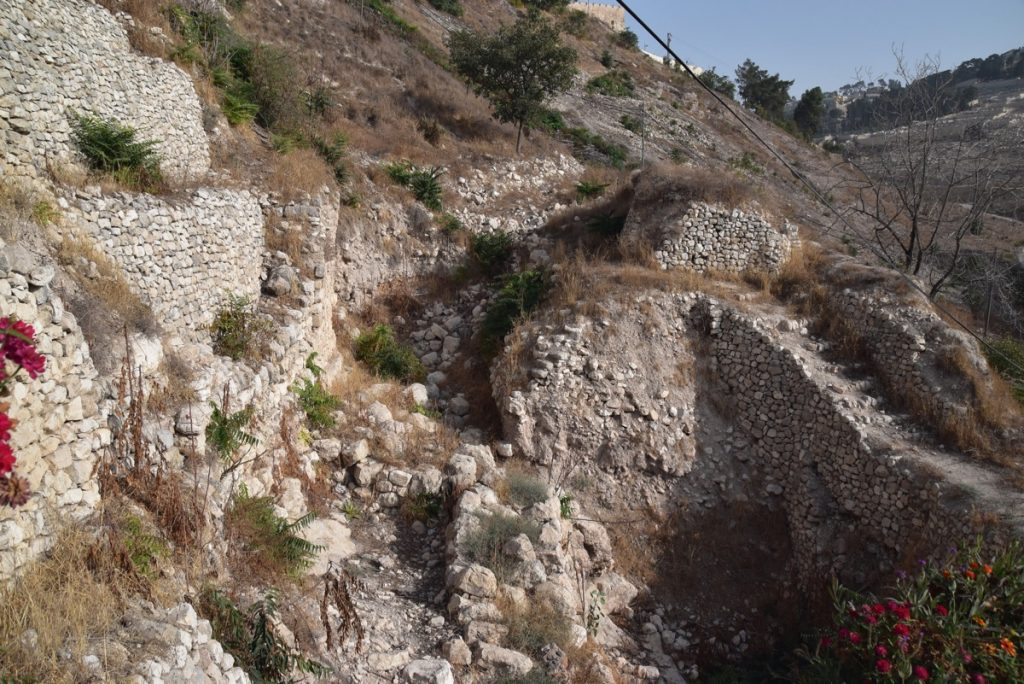 City of David Orchard Hill Church Israel Tour