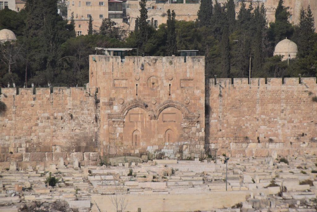 Jerusalem Old City Orchard Hill Church Wexford PA Israel Tour October 2018