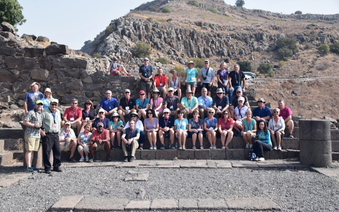 October 2018 Orchard Hill Church Israel Tour Update – Day 4
