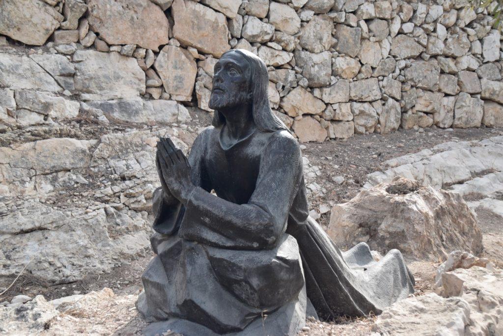 Jerusalem Garden of Gethsemane Orchard Hill Church Wexford PA Israel Tour October 2018