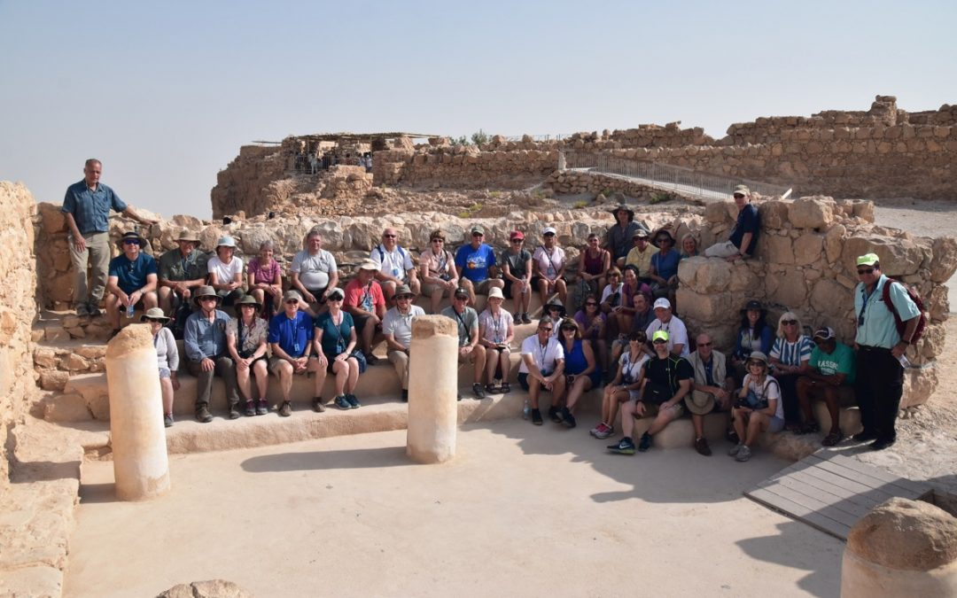 October 2018 Orchard Hill Church Israel Tour Update – Day 9