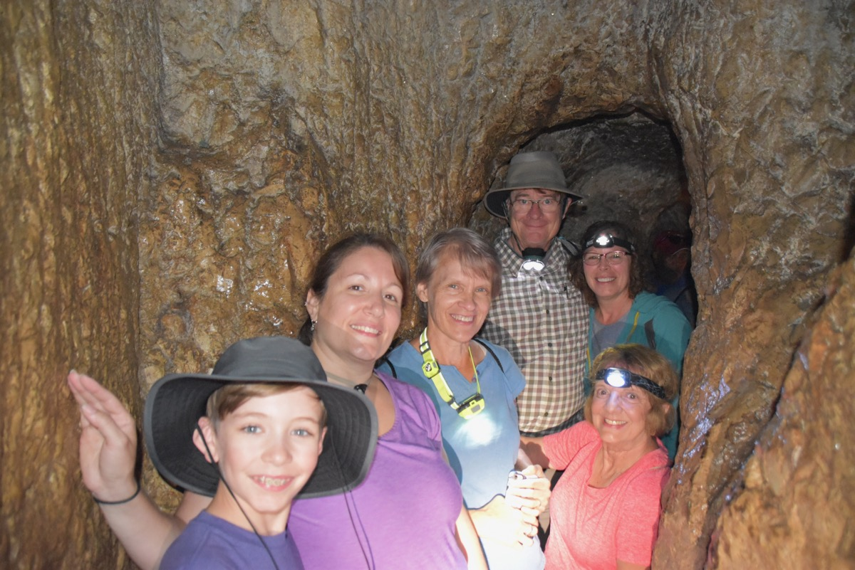 Hezekiah's Tunnel Jerusalem