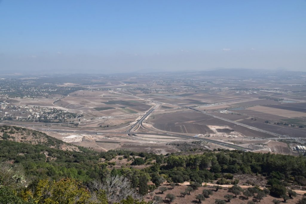 Jezreel Valley Orchard Hill Church Israel Tour October 2018