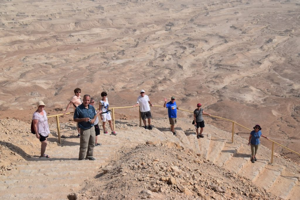 Masada Orchard Hill Church Israel Tour October 2018