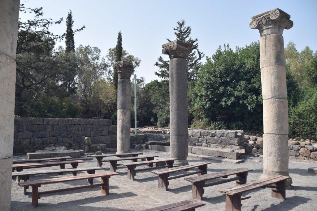 Katzrin Golan Heights October 2018 Orchard Hill Israel Tour