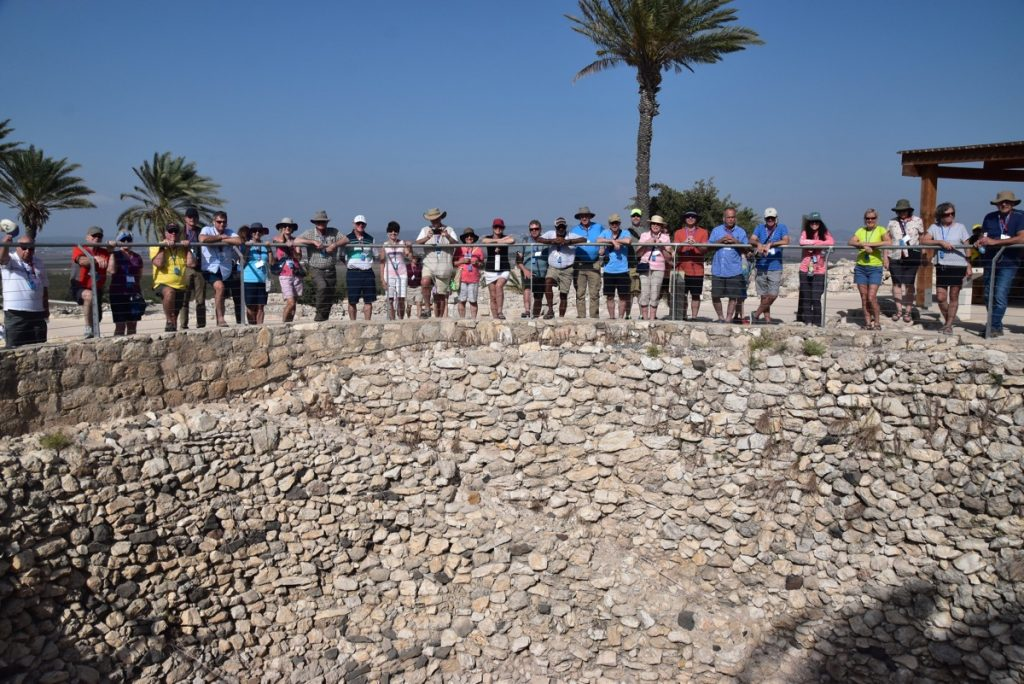 Megiddo Orchard Hill Church Israel Tour October 2018