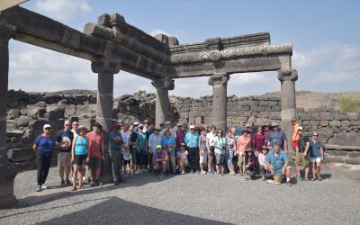 October 2018 Orchard Hill Church Israel Tour Update – Day 5