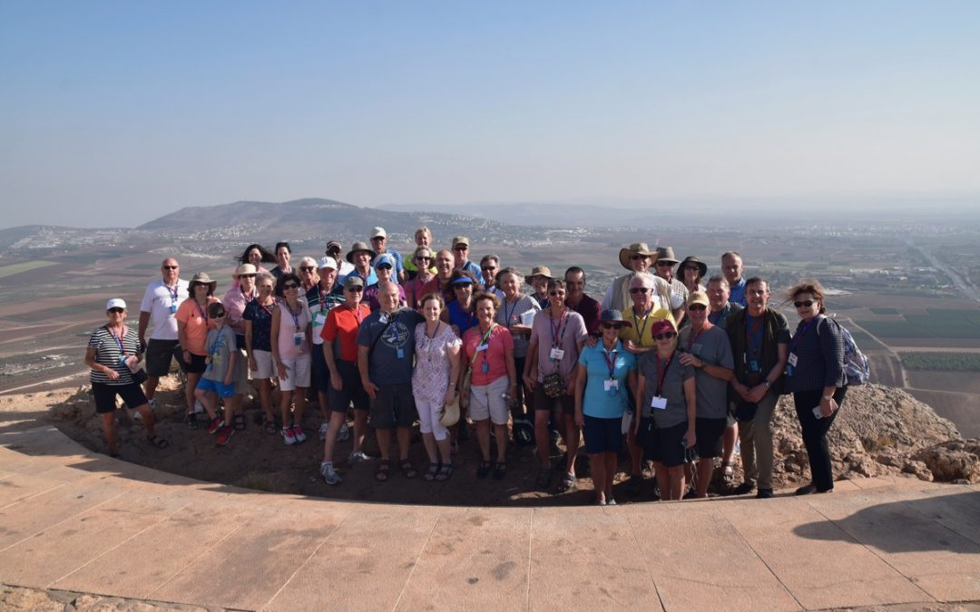 October 2018 Orchard Hill Church Israel Tour Update – Day 3