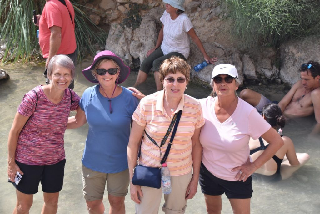 Engedi Orchard Hill Church Israel Tour October 2018