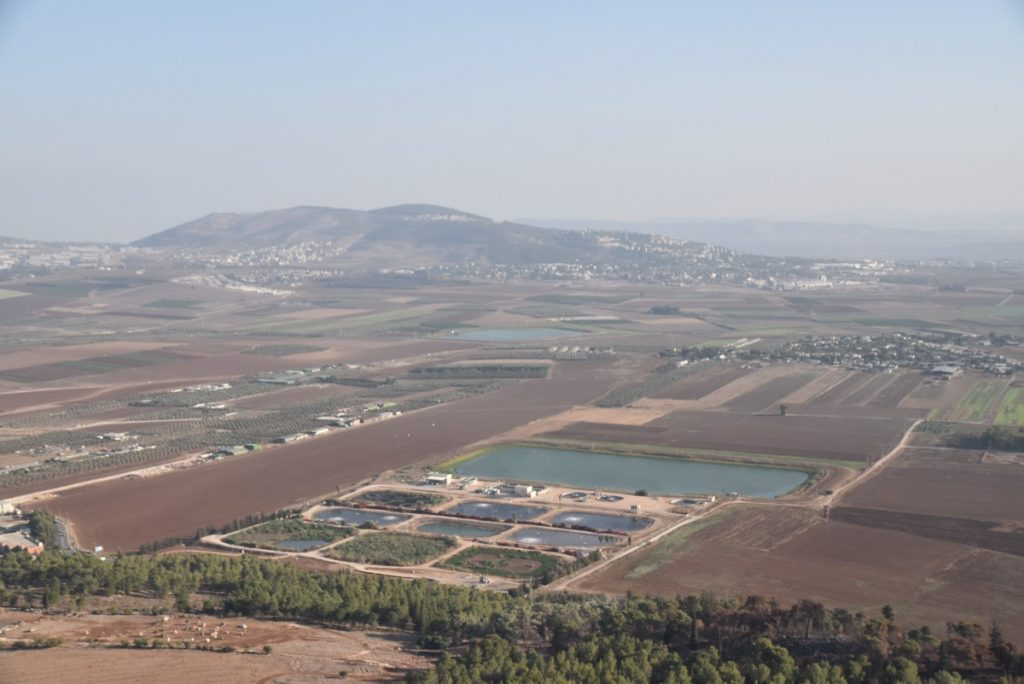 Hill of Moreh Orchard Hill Church Israel Tour October 2018