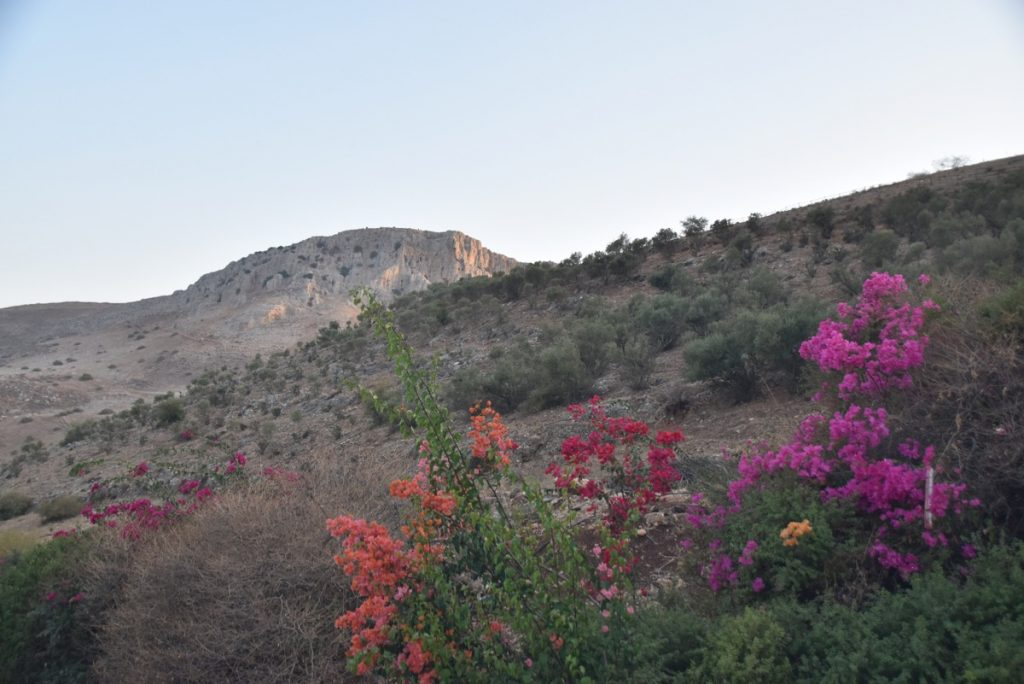Arbel Orchard Hill Church Israel Tour October 2018