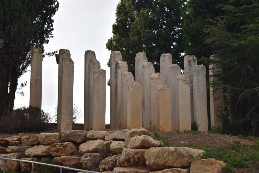 Jerusalem Yad Vashem Orchard Hill Church Wexford Israel Tour October 2018
