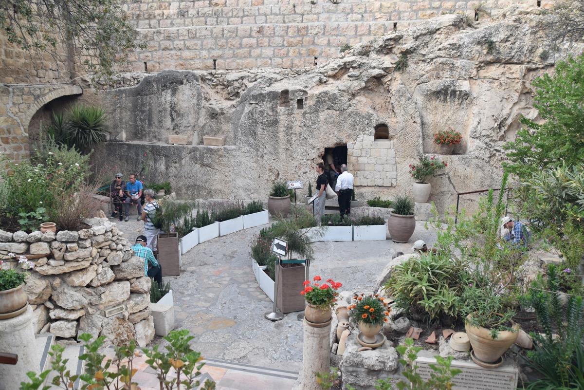 Garden Tomb Jerusalem