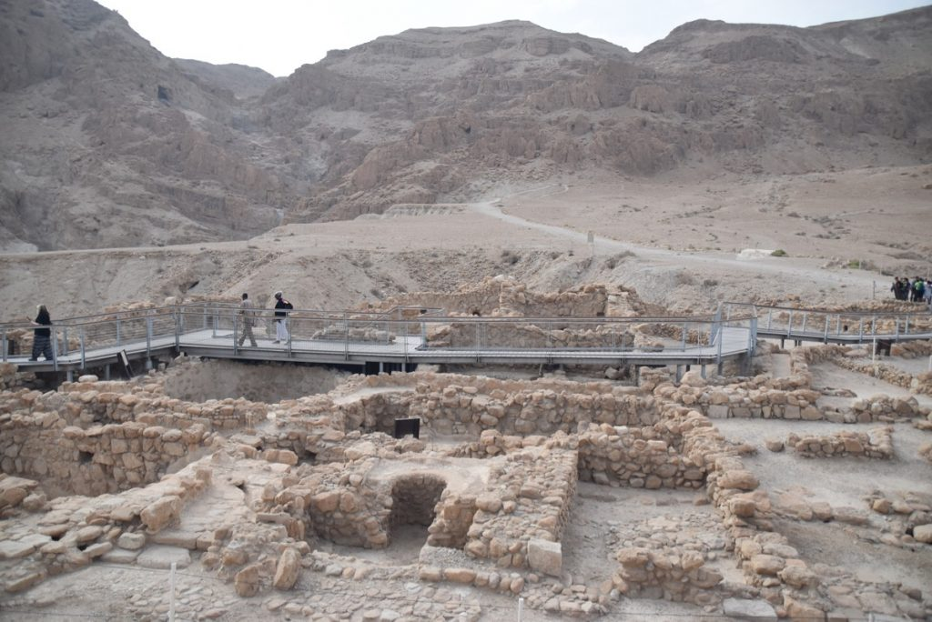 Qumran Orchard Hill Church Israel Tour October 2018