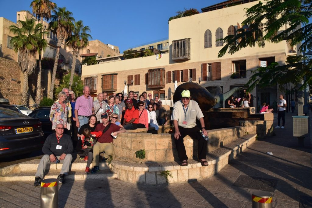 Jaffa October 2018 Orchard Hill Israel Tour