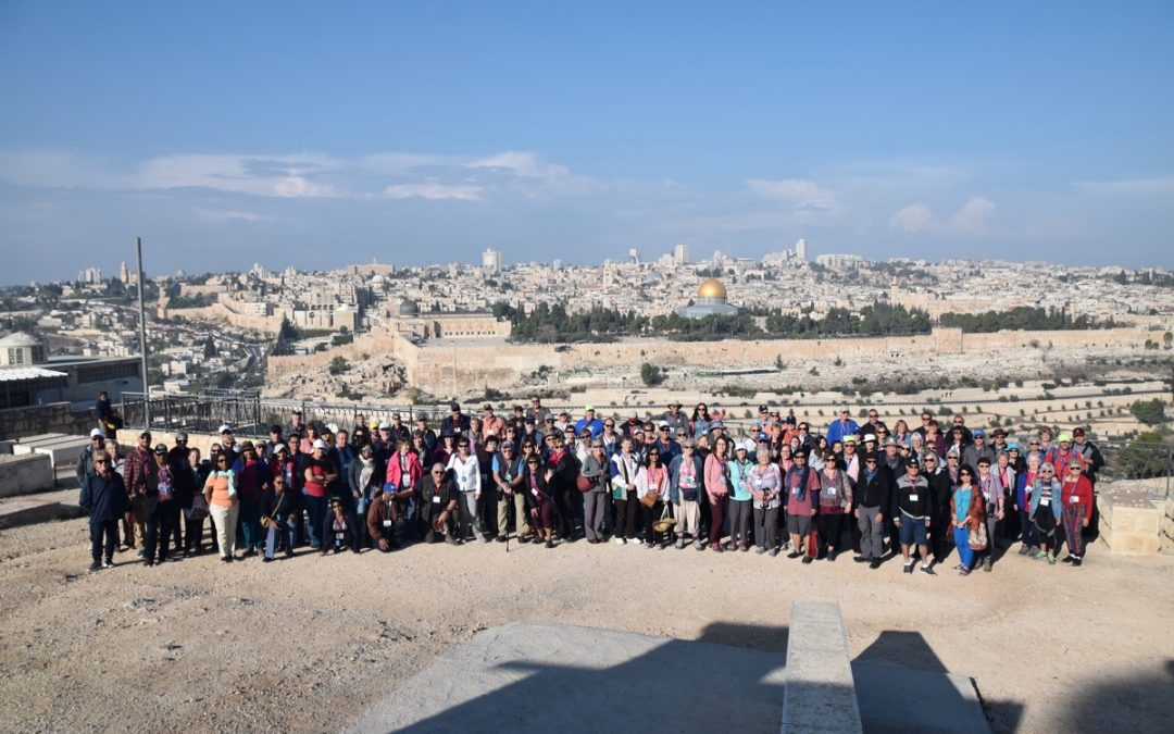 November 2018 Israel-Jordan Tour Update – Day 8