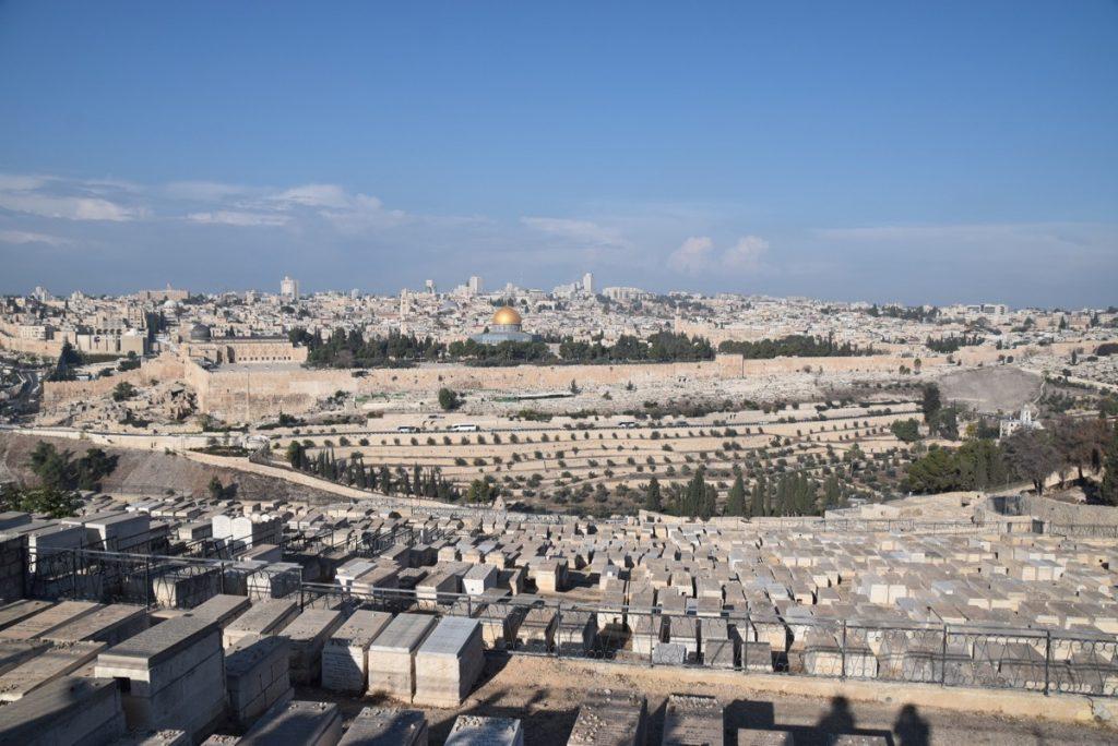 Jerusalem Nov 2018 Israel Tour John DeLancey
