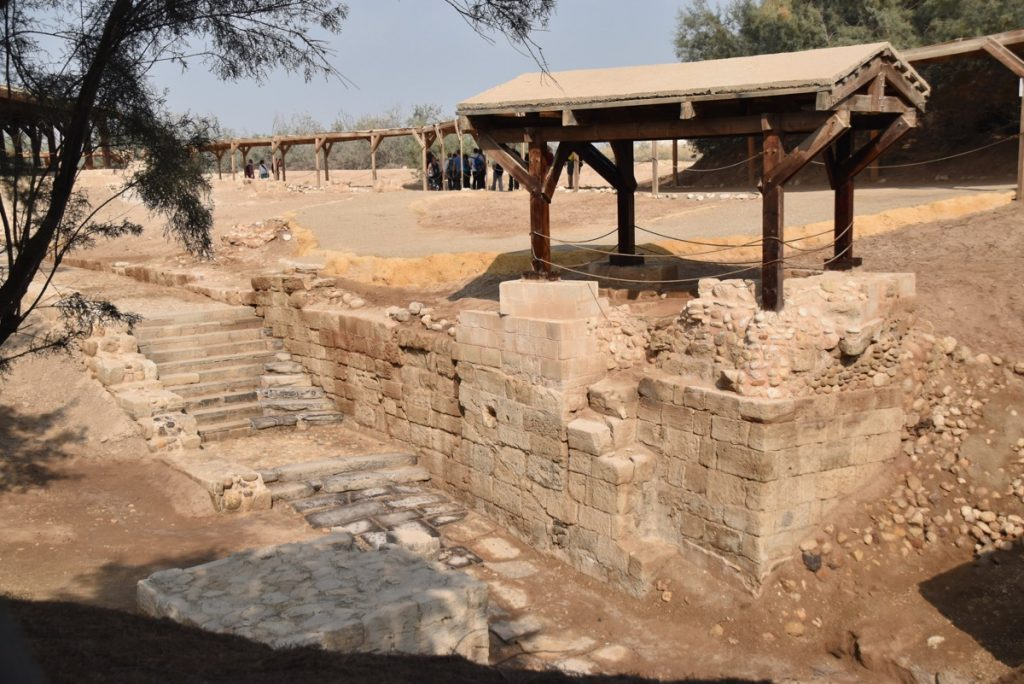 Bethany Beyond the Jordan Nov 2018 Israel Tour Jordan Tour