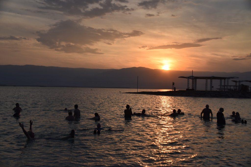 Dead Sea Israel Tour Nov 2018 John DeLancey
