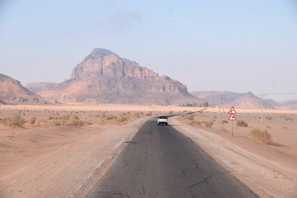 Wadi Rum Jordan November 2018 Israel Tour John DeLancey