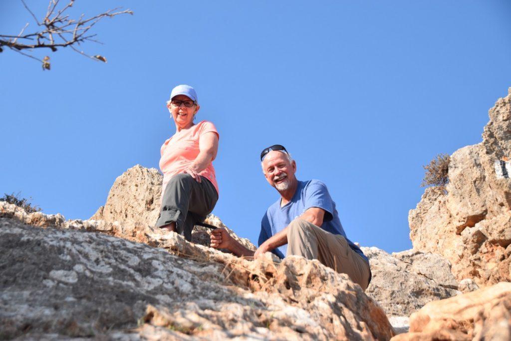 Arbel November 2018 Israel Tour with John DeLancey