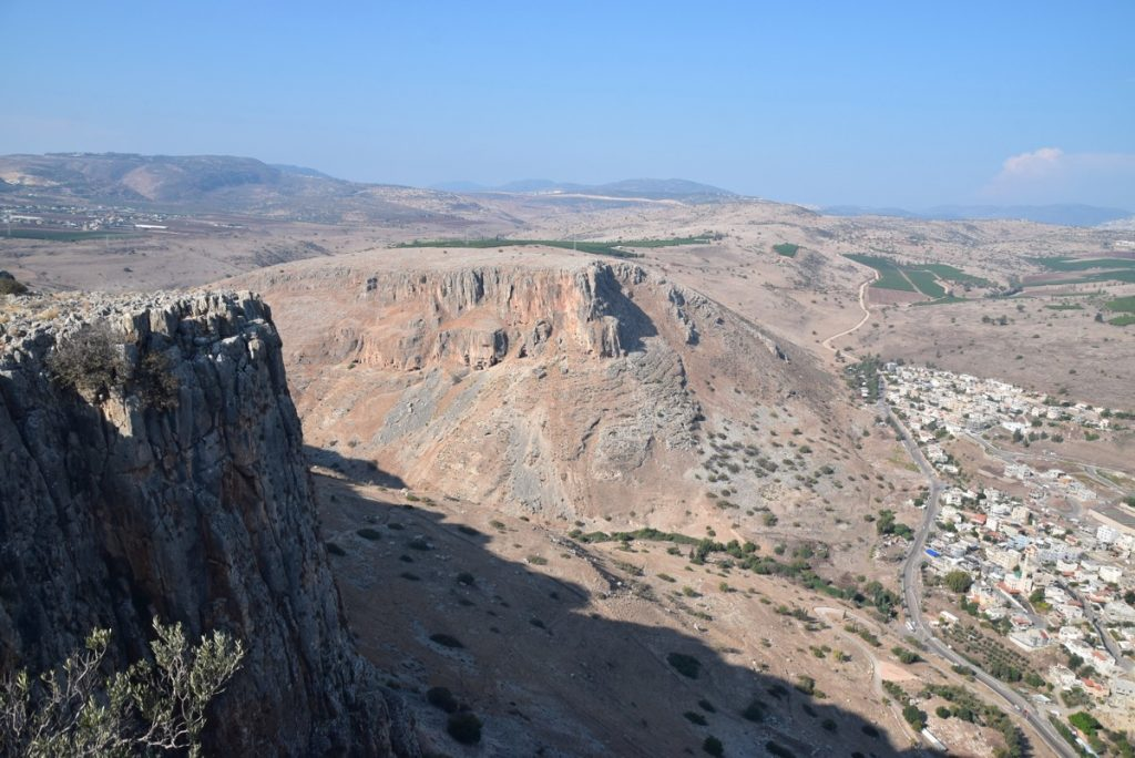 Arbel November 2018 Israel Tour with John DeLancey