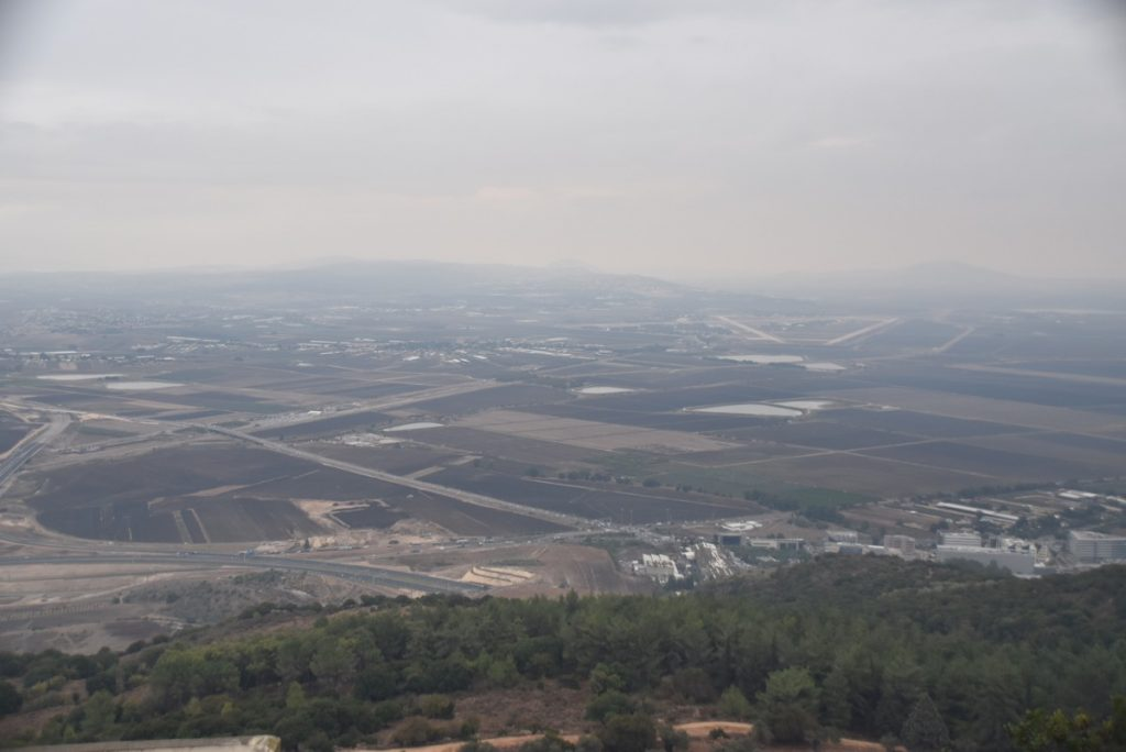Jezreel Valley November 2018 Israel Tour with Biblical Israel Ministries & Tours