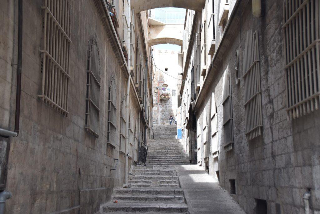 Jerusalem Old City Nov 2018 Israel Tour John DeLancey