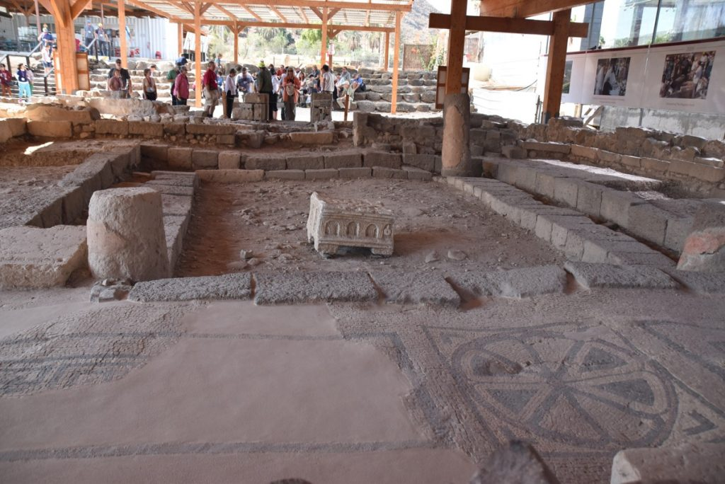 Magdala November 2018 Israel Tour with John DeLancey