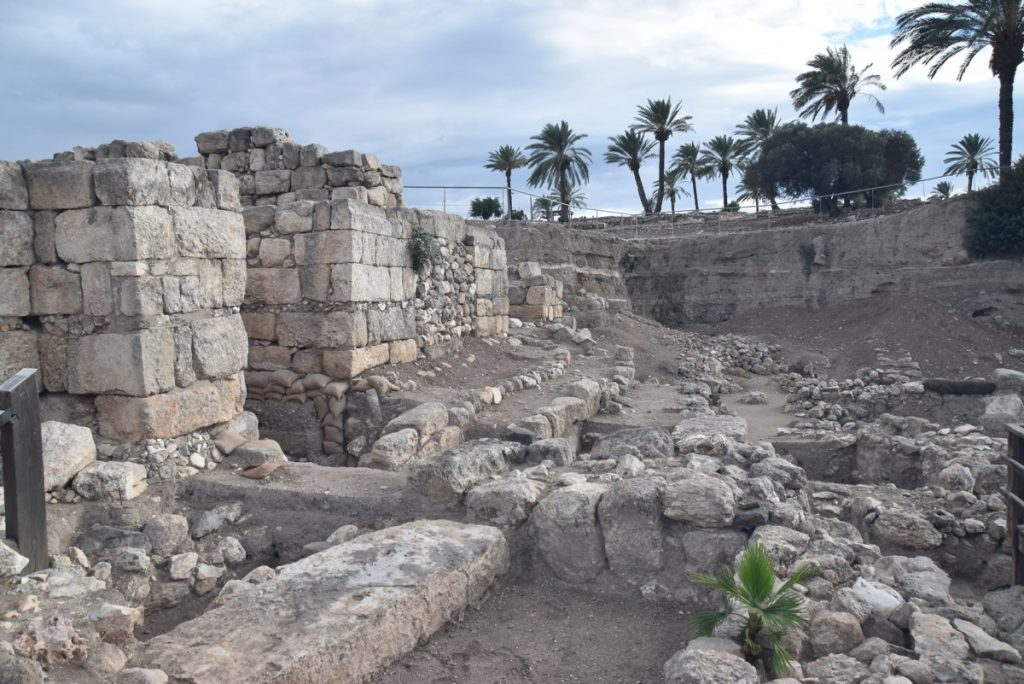 Megiddo November 2018 Israel Tour with Biblical Israel Ministries & Tours