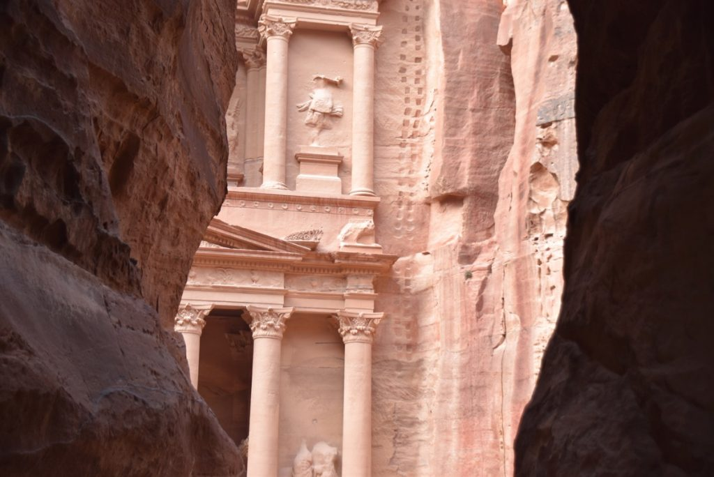Petra Jordan November 2018 Israel Tour Jordan Tour John DeLancey