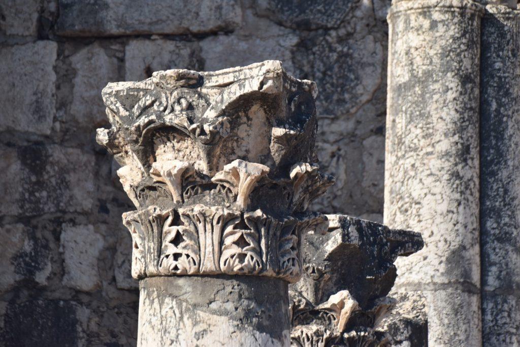 Capernaum November 2018 Israel Tour with John DeLancey