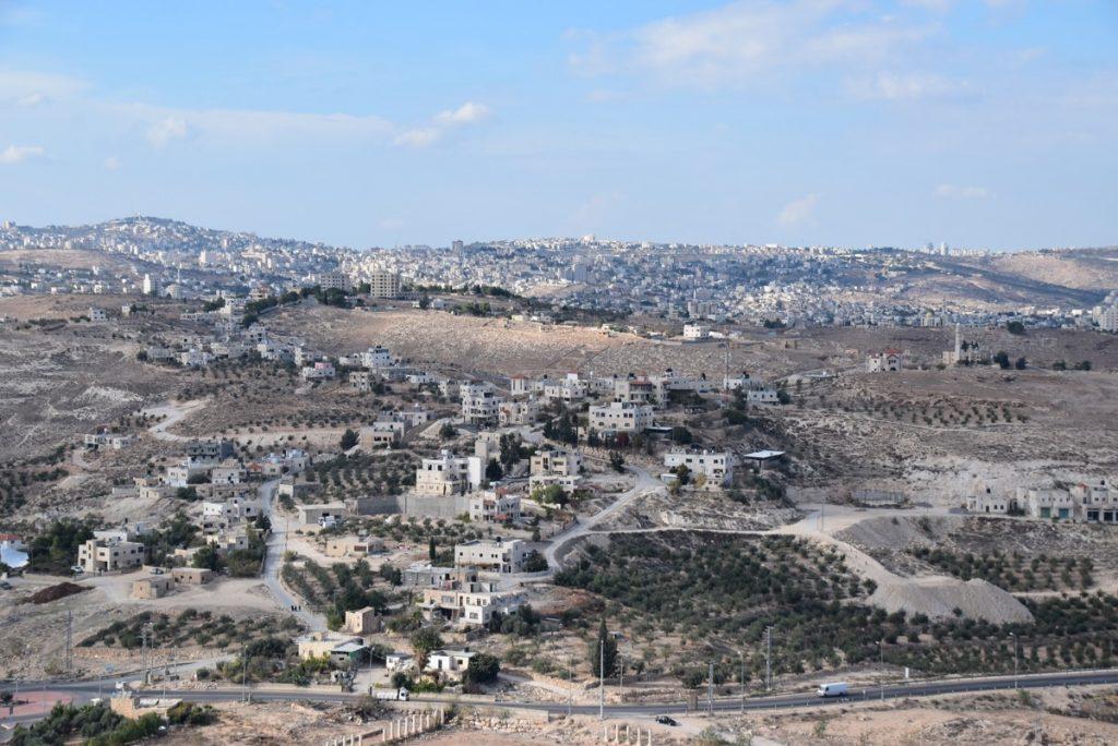 Bethlehem Nov 2018 Israel Tour John DeLancey