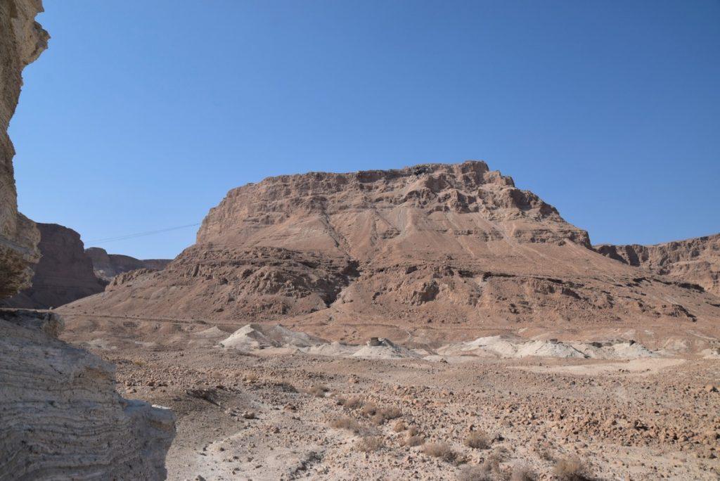 Masada Israel Tour Nov 2018 John DeLancey