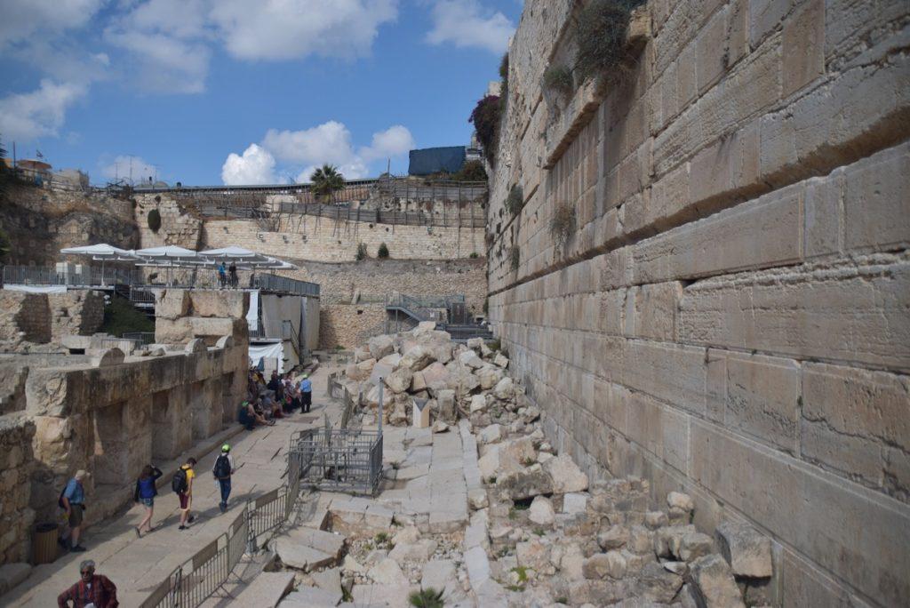 Jerusalem Temple Nov 2018 Israel Tour John DeLancey