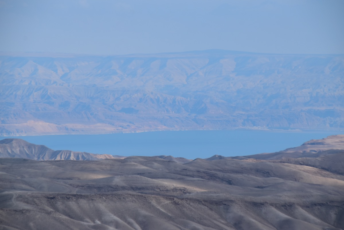 Dead Sea from Herodium