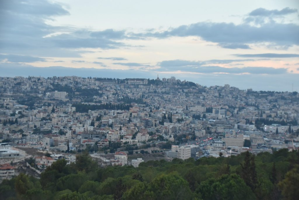Nazareth Nov2018 Israel Tour with Biblical Israel Ministries & Tours