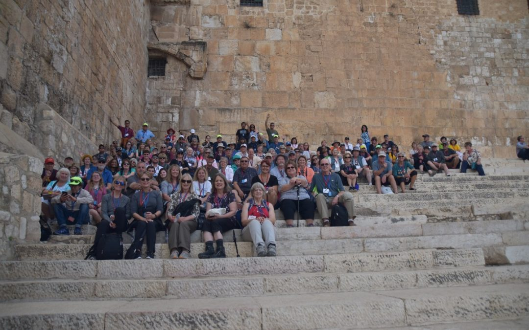 November 2018 Israel-Jordan Tour Update – Day 10