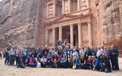 November 2018 Israel-Jordan Tour Update – Day 12
