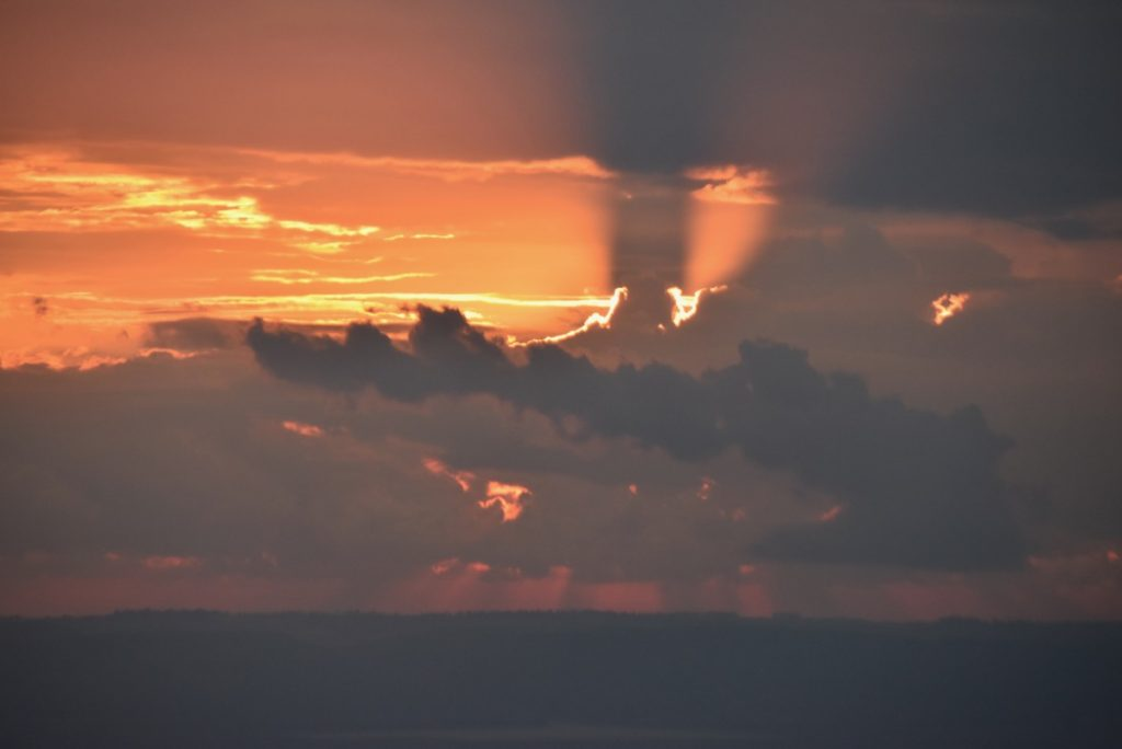 Sunset November 2018 Israel Tour with Biblical Israel Ministries & Tours