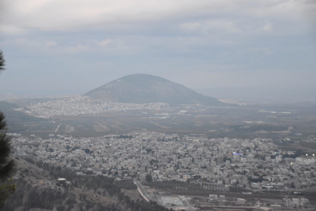 Mt. Tabor Nov 2018 Israel Tour with Biblical Israel Ministries & Tours