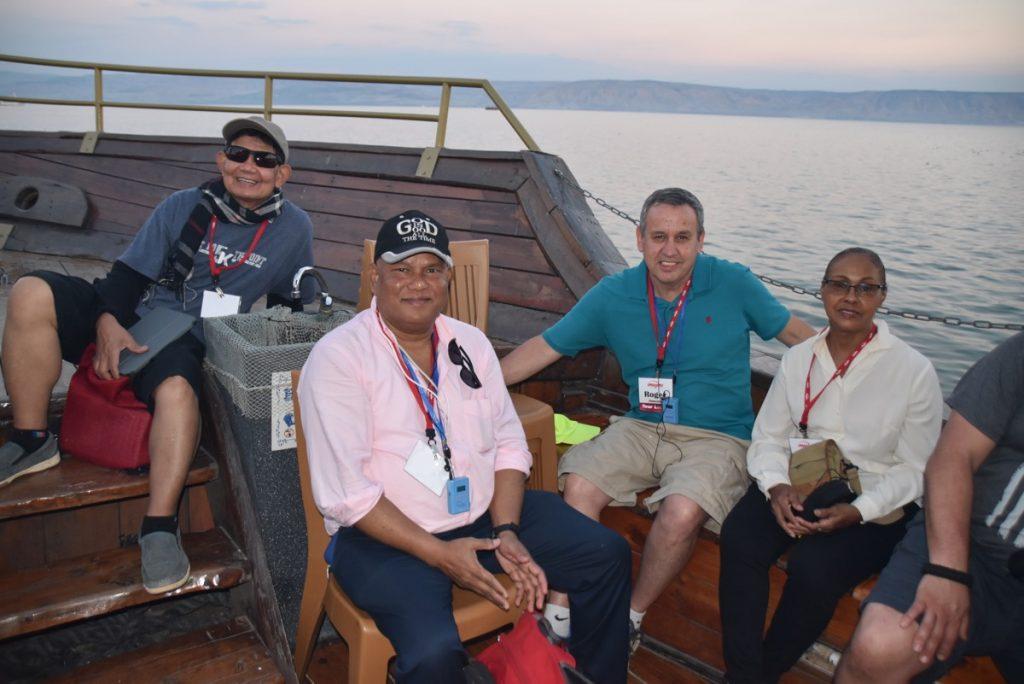 Israel Tour Group Biblical Israel Ministries & Tours John DeLancey