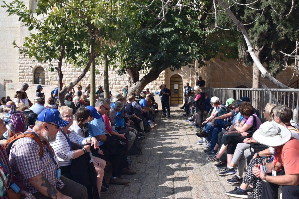 November 2018 Israel Tour John DeLancey