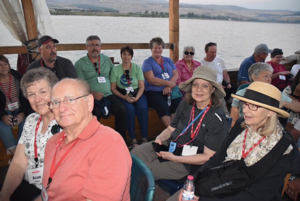 Israel Tour Group Biblical Israel Ministries & Tours John DeLancey