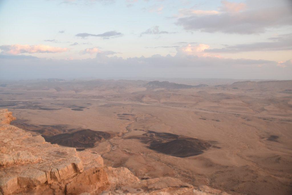 Machtesh Ramon November 2018 Israel Tour John DeLancey