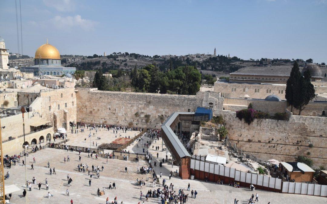 November 2018 Israel-Jordan Tour Update – Day 9