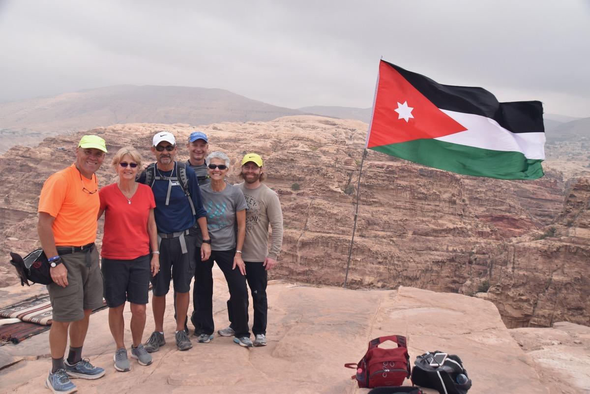 High Place Petra Jordan