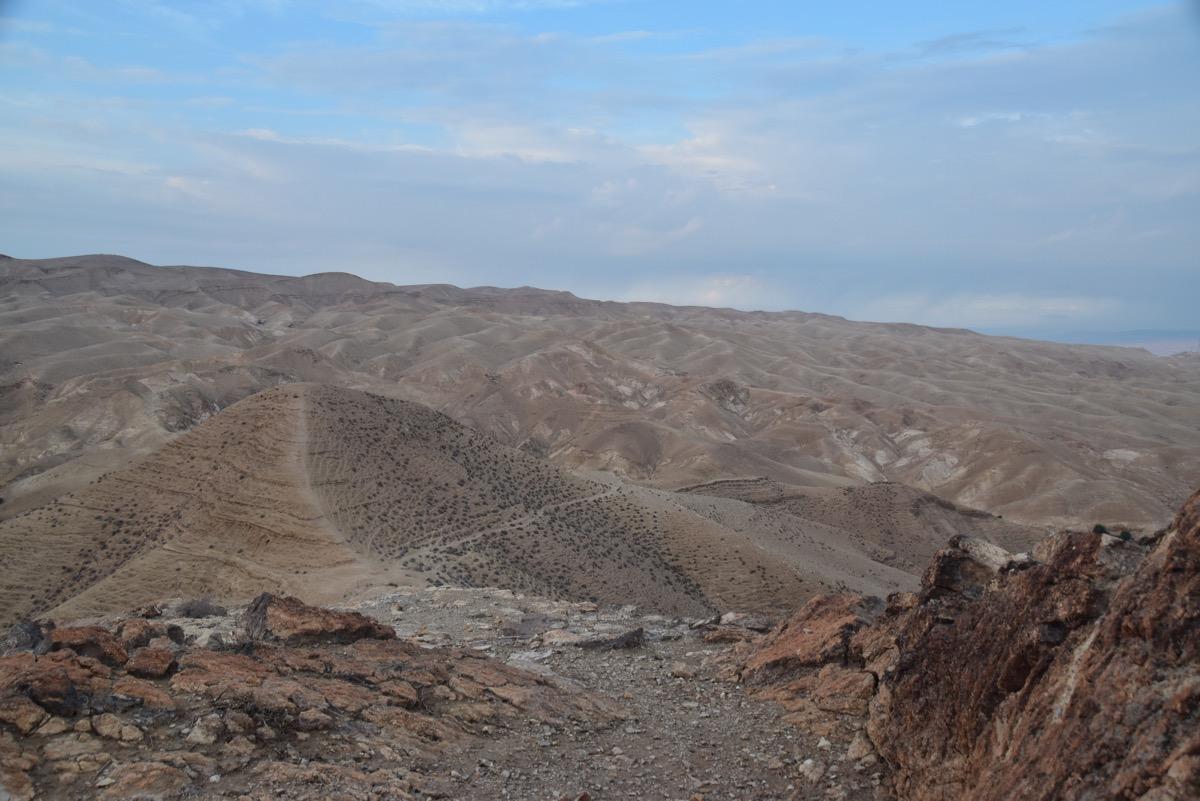 Wadi Qelt - Judean Desert