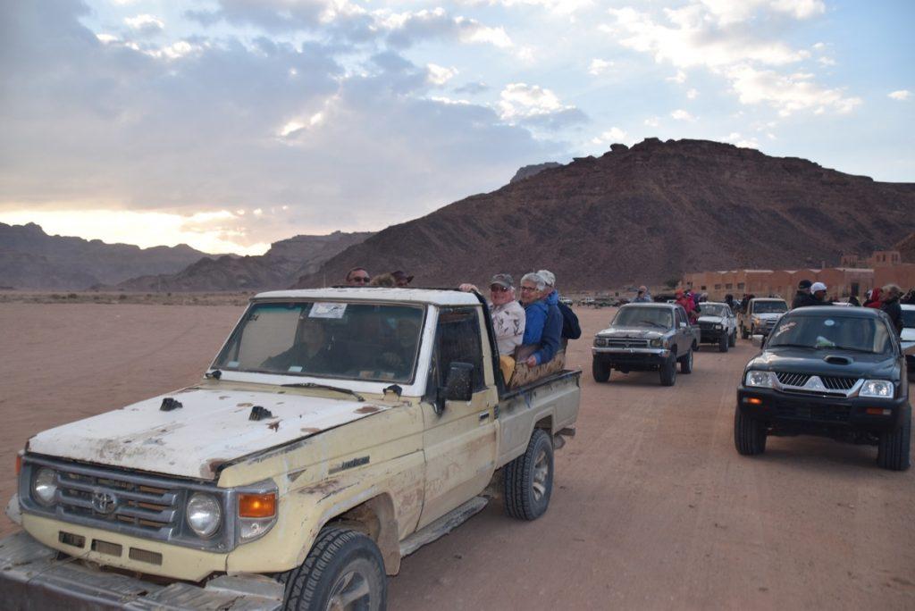 Wadi Rum Jordan November 2018 Israel Tour Jordan Tour John DeLancey